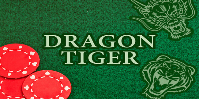 Judi Casino Online Dragon Tiger New Version